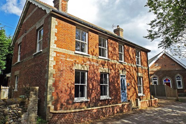 Thumbnail Detached house for sale in Church Lane, Sparham, Norwich