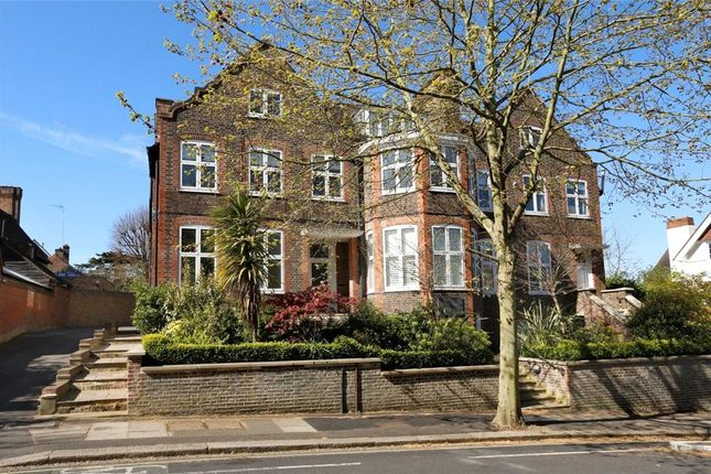 Thumbnail Flat for sale in Burghley Road, London