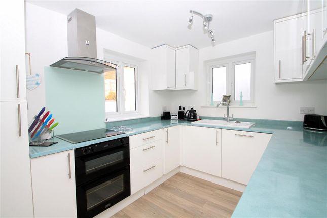 Thumbnail Semi-detached bungalow for sale in Upper Shoreham Road, Shoreham-By-Sea