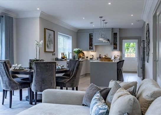 Thumbnail Detached house for sale in Begonia, Chobham, Woking