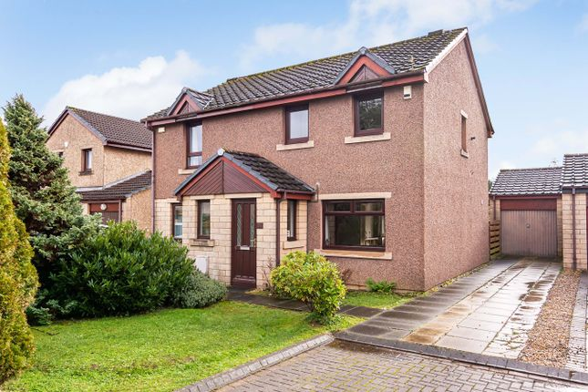Thumbnail Semi-detached house for sale in Currievale Park Grove, Currie
