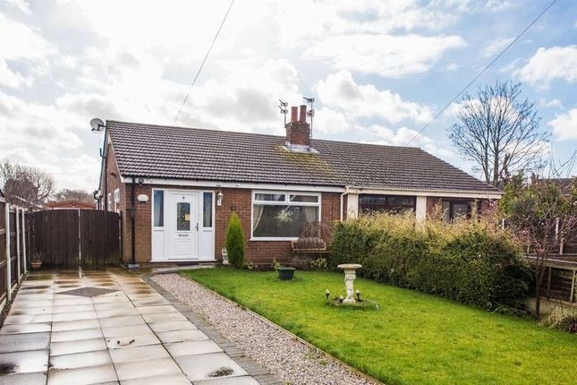 Thumbnail Semi-detached bungalow for sale in Airton Place, Wigan
