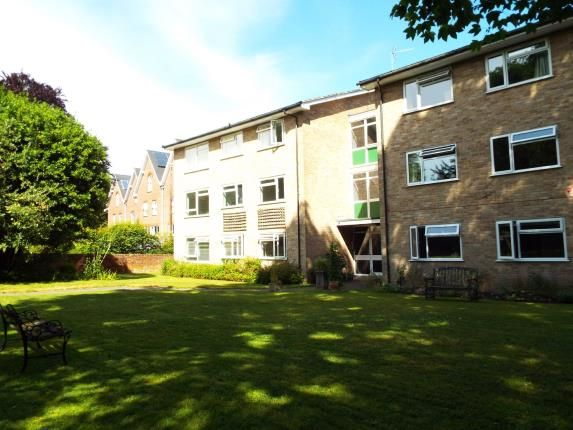 Thumbnail Flat for sale in Christchurch Road, Winchester, Hampshire