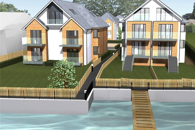 Thumbnail Detached house for sale in Priory Marine Court, 248A Priory Road, Southampton, Hampshire
