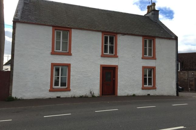 Thumbnail Detached house to rent in High Street, Avoch