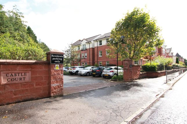Thumbnail Flat for sale in Castle Court, Blantyre Road, Bothwell, Glasgow