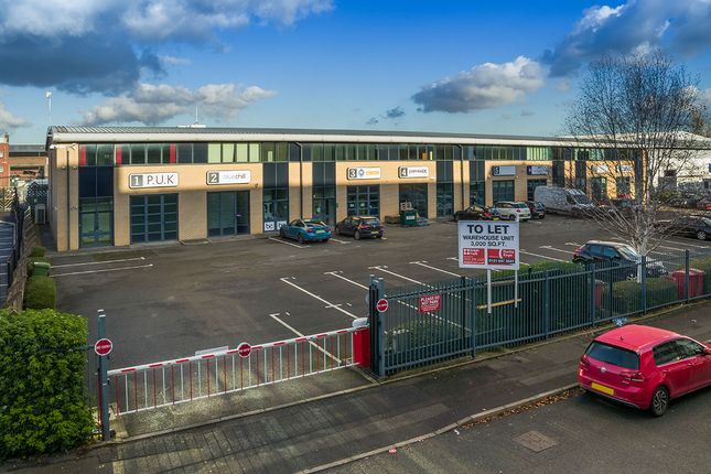 Industrial to let in Unit 1 Avenue Terrace, Aston