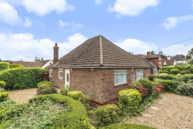 Thumbnail Detached bungalow for sale in The Gallop, Sutton