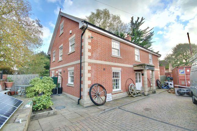 Thumbnail Detached house for sale in Mill Lane, Bedhampton, Havant