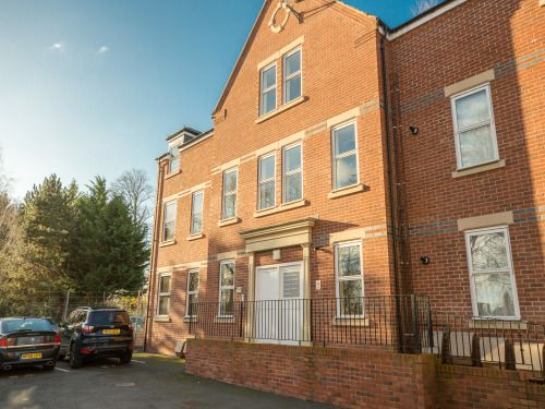 Thumbnail Flat to rent in Corunna Court, Wrexham