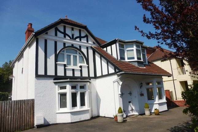 Thumbnail Detached house for sale in Westbourne Road, Penarth