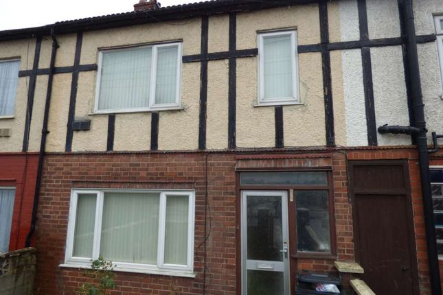 Thumbnail Terraced house to rent in Dunstable Road, Luton, Bedfordshire