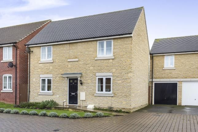 Thumbnail Detached house for sale in Sapphire Way, Brockworth, Gloucester, Gloucestershire