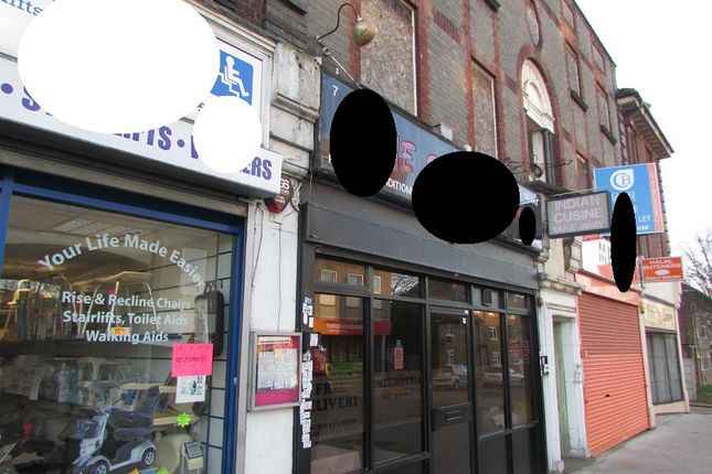 Thumbnail Restaurant/cafe for sale in Avenue Industrial Estate, Justin Road, London