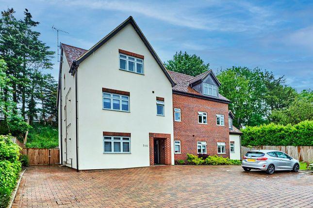 Thumbnail Flat for sale in Arden Court, Arden Grove, Harpenden, Hertfordshire