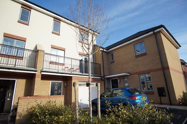 Thumbnail Semi-detached house to rent in Sorrel Place, Stoke Gifford, Bristol