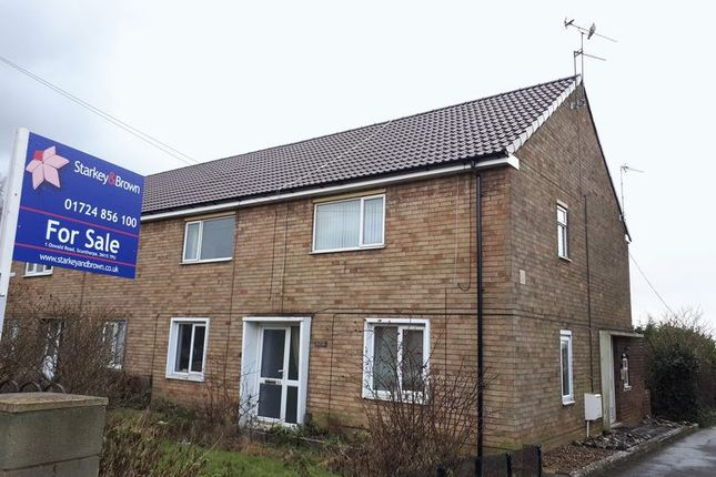 Thumbnail Flat for sale in Kirkby Road, Scunthorpe