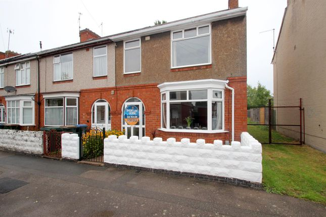 Front of Lindley Road, Stoke, Coventry CV3