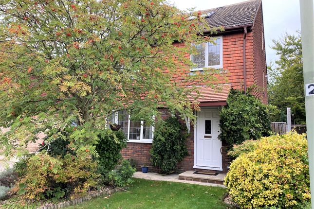 Thumbnail Detached house to rent in Ash Close, Lingfield, Surrey