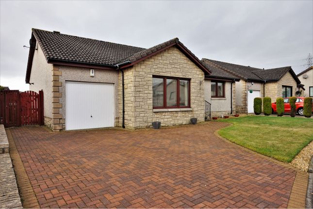 Thumbnail Detached bungalow for sale in East Whitefield, Dunfermline