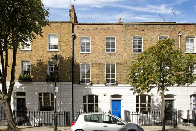 Thumbnail Terraced house to rent in Devonia Road, Islington, London