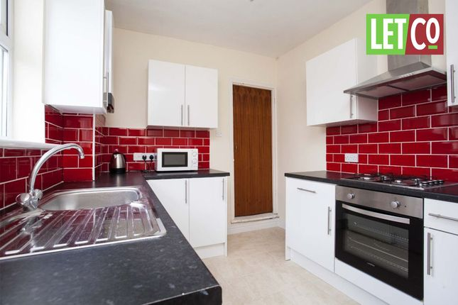 4 bed terraced house to rent in Bramble Road, Southsea