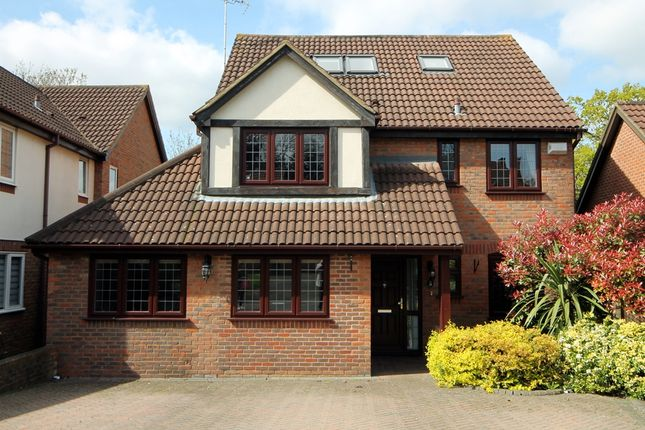 Thumbnail Detached house for sale in Priory Field Drive, Edgware