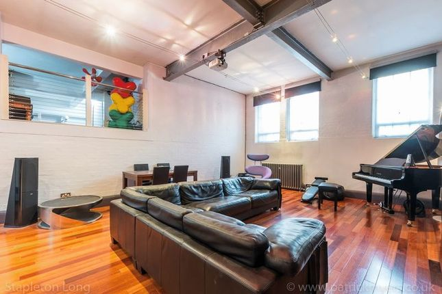 4 bed flat for sale in Dalston Lane, London E8