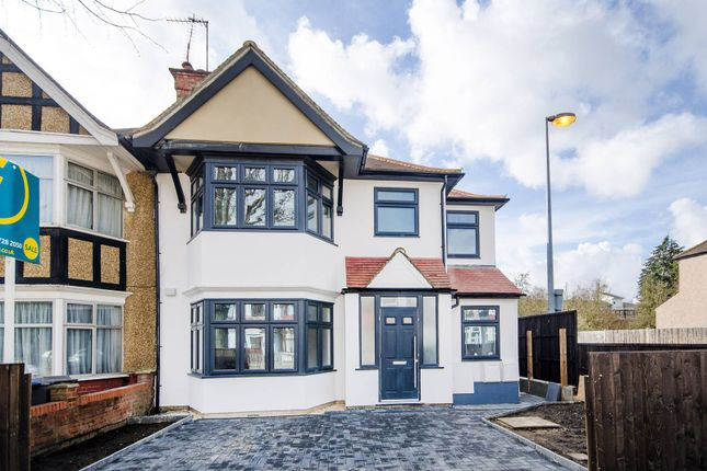 Thumbnail Maisonette to rent in Northwick Avenue, Harrow On The Hill