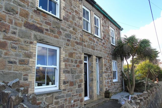 Thumbnail Terraced house for sale in Connor Hill, Connor Downs, Hayle, Cornwall.