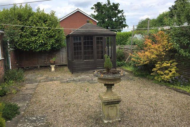 Rear Garden of Ingleton Drive, Easingwold, York YO61