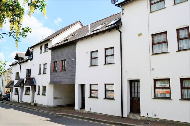 Thumbnail Terraced house to rent in Exeter Street, Launceston