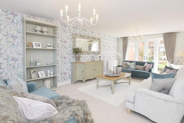 """Thumbnail Detached house for sale in """"Henley"""" at Kensey Road, Mickleover, Derby"""