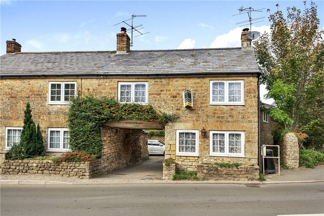 Thumbnail Terraced house for sale in Southgate, Beaminster, Dorset