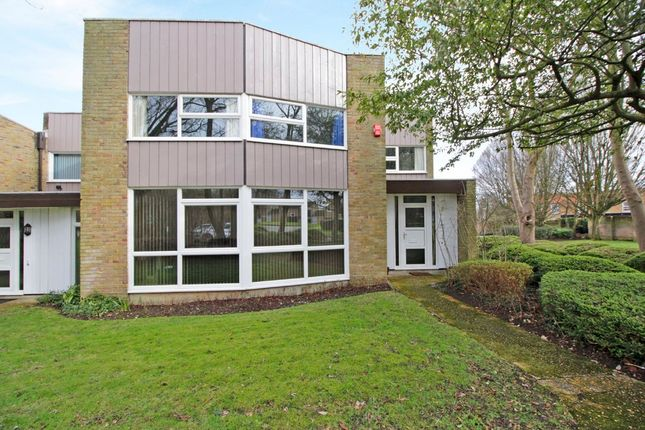 Thumbnail Link-detached house for sale in Lambardes, New Ash Green, Longfield