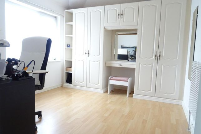 Bedroom Two of Hipwell Crescent, Leicester, Leicestershire LE4