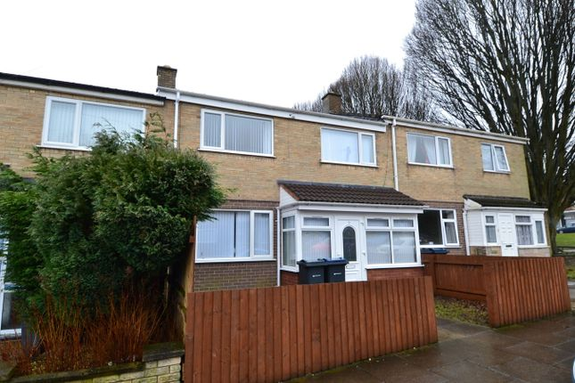 Thumbnail Terraced house for sale in Amroth Close, Rednal, Birmingham