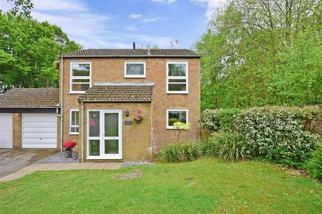 Thumbnail Detached house for sale in Bowes Wood, New Ash Green, Longfield, Kent