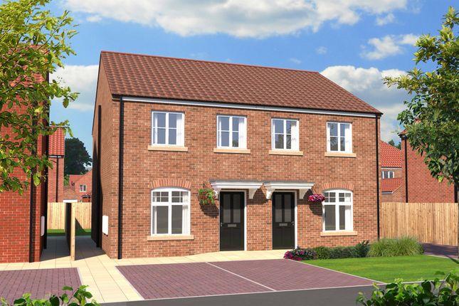 Semi-detached house for sale in Pinfold Lane, Bridlington
