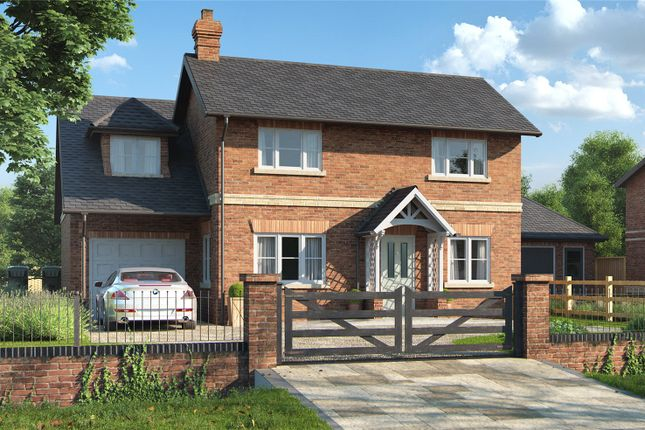Thumbnail Detached house for sale in Middle Assendon, Henley-On-Thames, Oxfordshire