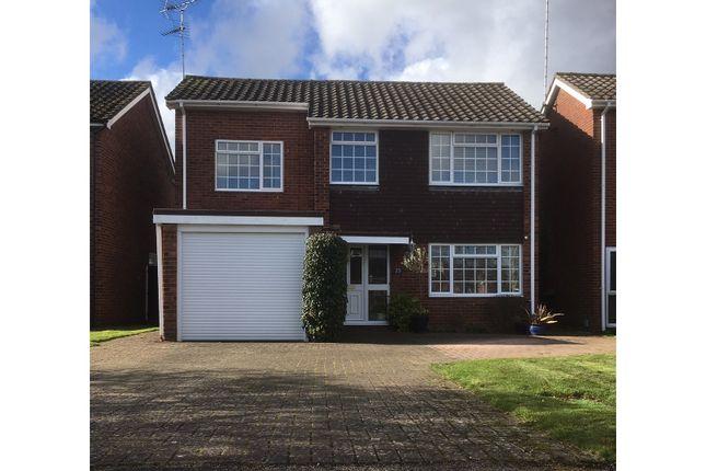 Thumbnail Detached house for sale in Cranleigh Court, Farnborough