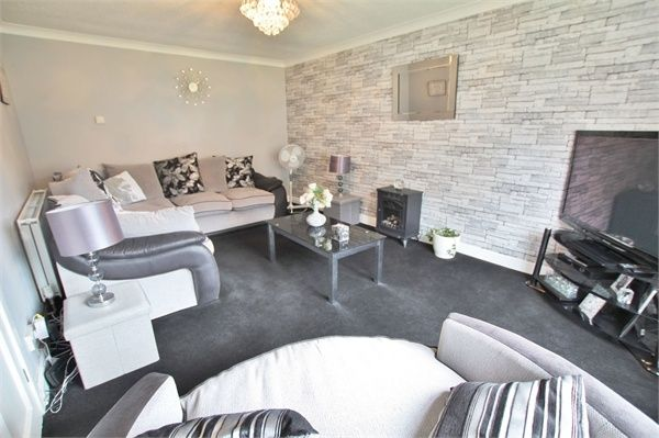 Thumbnail Detached house for sale in Hawfinch Close, Pentwyn, Cardiff