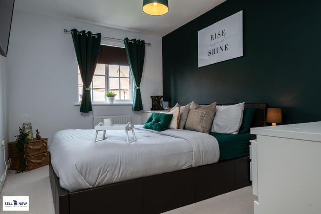 Master Bedroom  of Parker Crescent, Sawtry PE28