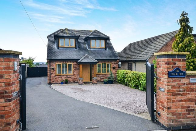 Thumbnail Detached house for sale in Plainspot Road, Jacksdale, Nottingham