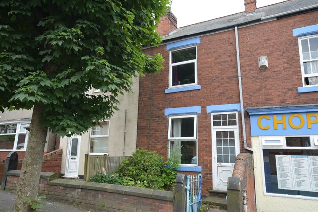 Thumbnail Terraced house for sale in York Street, Hasland, Chesterfield