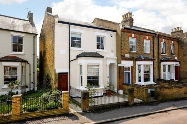 Thumbnail End terrace house for sale in Oldfield Road, Hampton