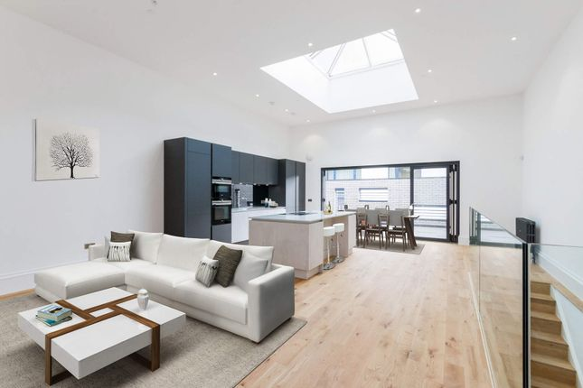Thumbnail Town house for sale in 6A Newton Terrace, Park, Glasgow