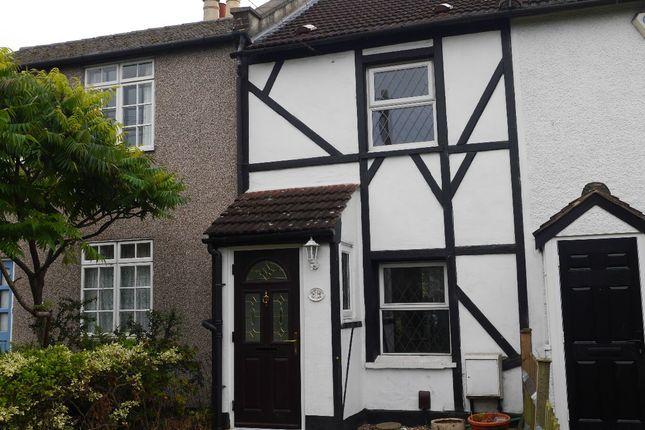 Thumbnail Terraced house to rent in Croydon Road, Keston