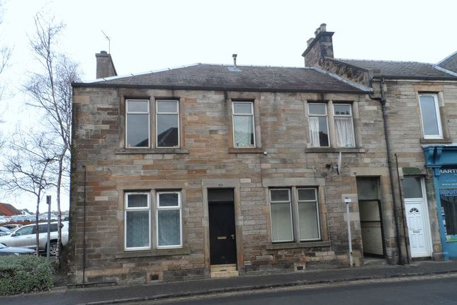 Thumbnail Flat to rent in Junction Road, Kirkcaldy