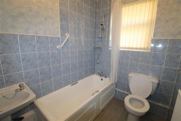 Bathroom of Coniston Court, Morecambe LA4